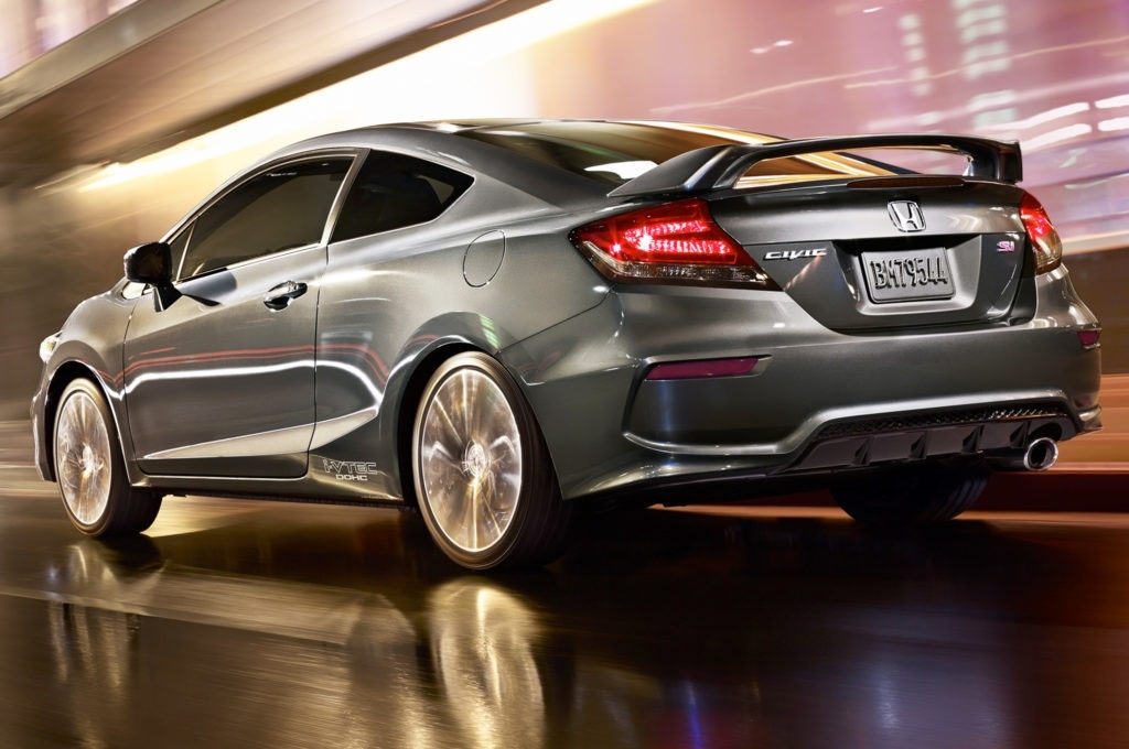 2019 Civic Si Redesign and Price