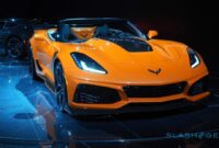 2019 Corvette Convertible Review and Specs