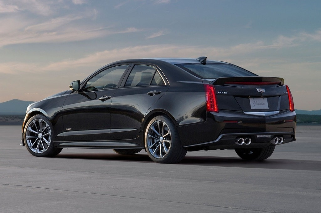 The 2019 Cts V First Drive