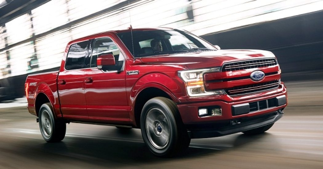 2019 Ford 150 Picture
