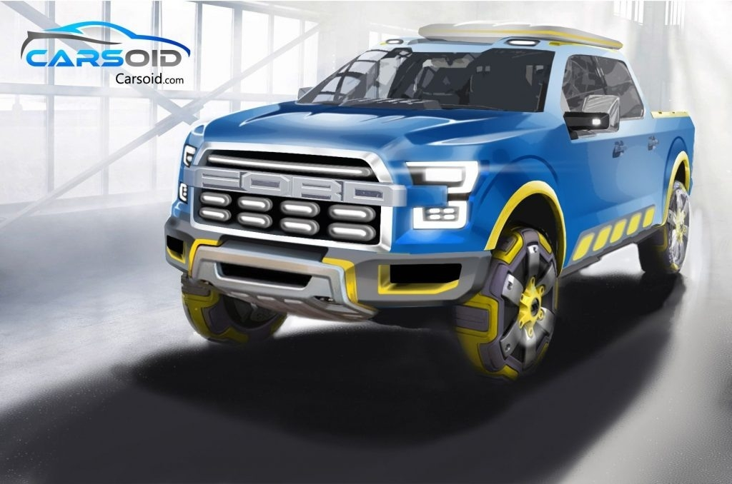 The 2019 Ford Atlas Engine Picture