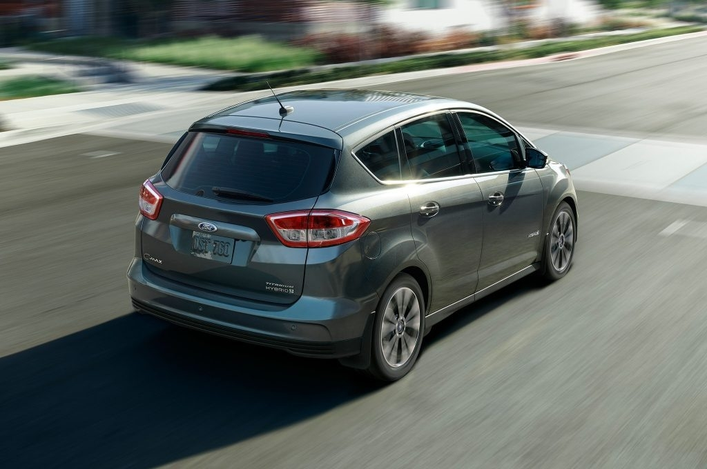 The 2019 Ford C-Max Overview
