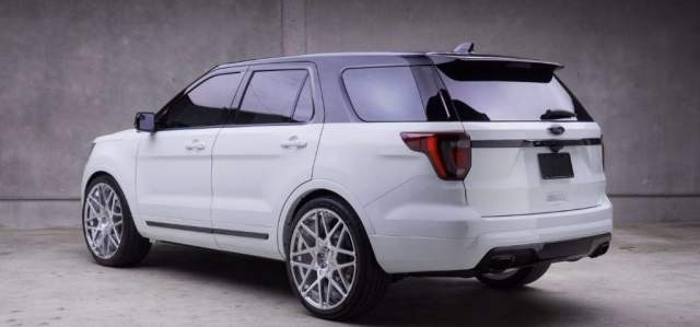 The 2019 Ford Explorer Release date and Specs