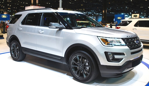 New 2019 Ford Explorer Sports Review and Specs