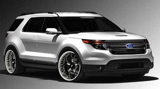 New 2019 Ford Explorer Sports First Drive