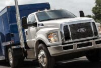Best 2019 Ford F 650 F 750 Exterior