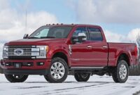 2019 Ford F250 Diesel Rumored Specs and Review