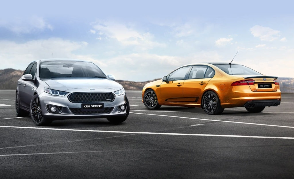 2019 Ford Falcon Price and Release date