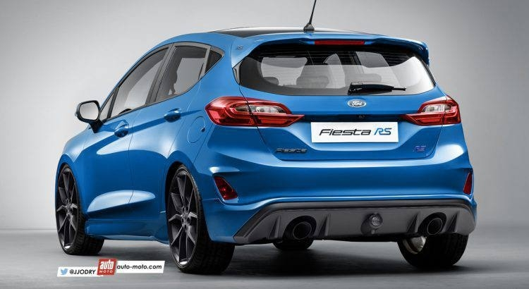 New 2019 Ford Fiesta St Rs First Drive