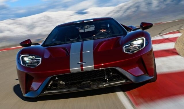 The 2019 Ford Gt Horsepower Specs and Review