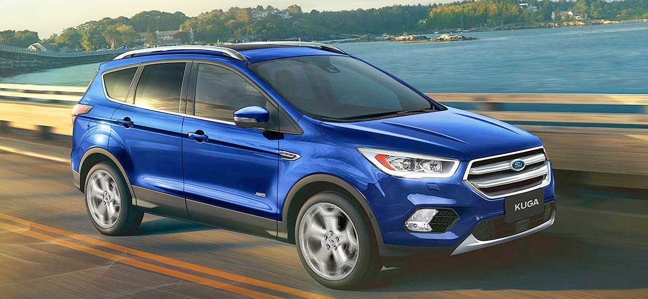 Best 2019 Ford Kuga Release Date