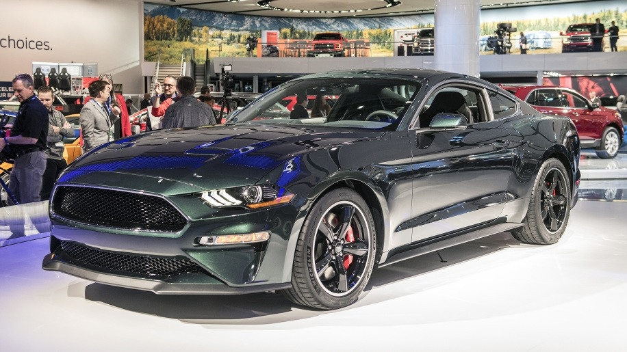 New 2019 Ford Mustang Picture