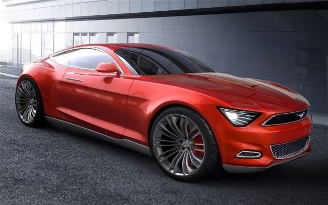 The 2019 Ford Mustang Gt500 Concept
