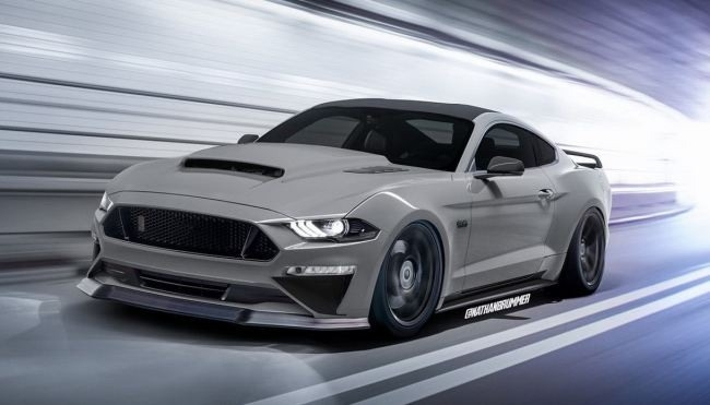 2019 Ford Mustang Gt500 Price