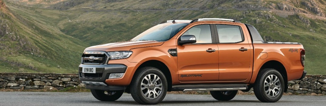 The 2019 Ford Ranger Usa New Interior