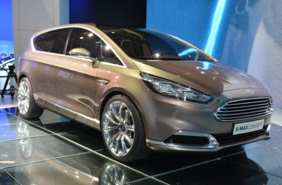 2019 Ford S Max Price