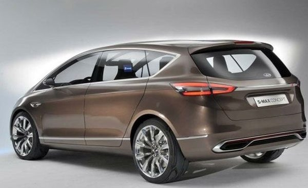 New 2019 Ford S Max Redesign and Price