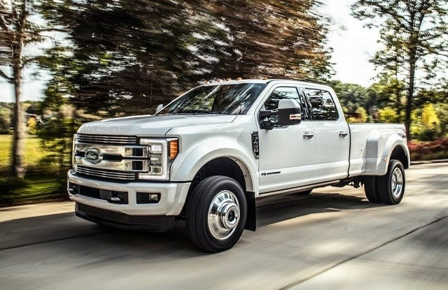 Best 2019 Ford Super Duty Review and Specs
