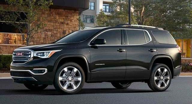 2019 GMC Acadia Review and Specs