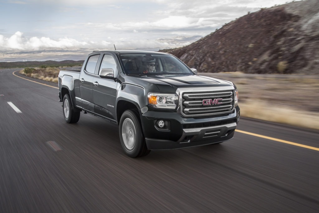 The 2019 GMC Canyon Diesel Review and Specs