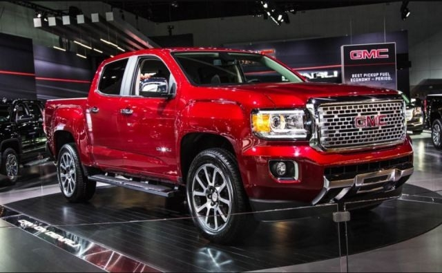 New 2019 GMC Canyon Diesel Release Date – Cars Studios