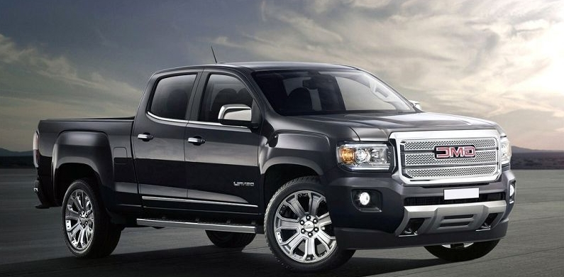 Best 2019 GMC Canyon Diesel Specs and Review