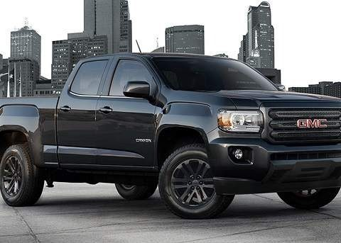 New 2019 GMC Canyon Sunroof Release date and Specs
