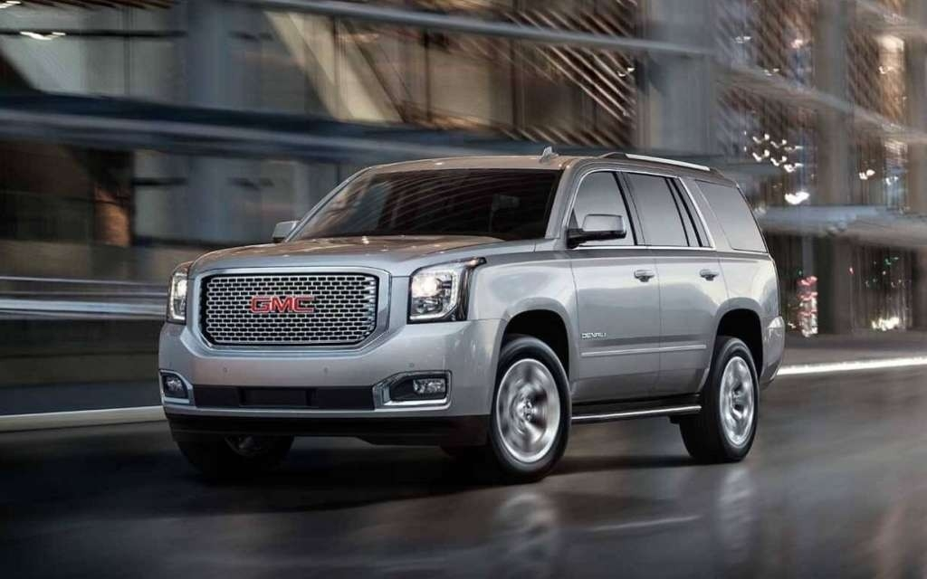The 2019 GMC Tahoe New Review