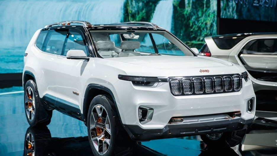 The 2019 Grand Cherokee Concept Redesign and Price