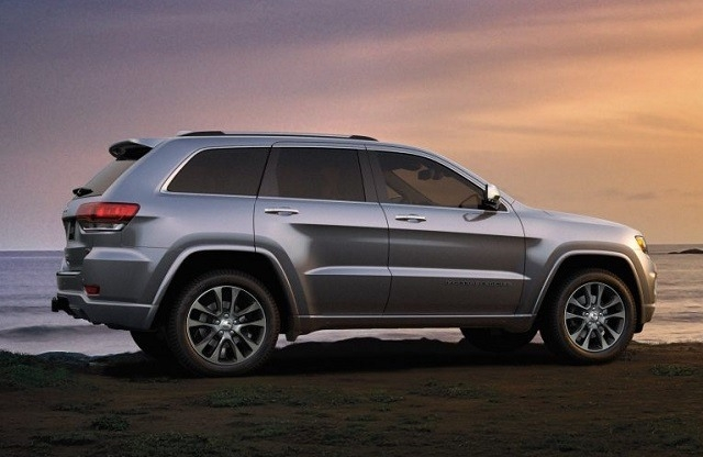 Best 2019 Grand Jeep Cherokee Concept