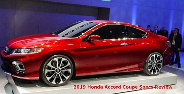 The 2019 Honda Accord Coupe Redesign
