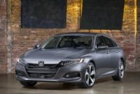 2019 Honda Accord Release Date