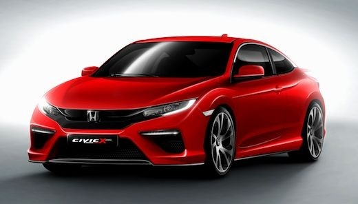 Best 2019 Honda Civic Coupe Overview