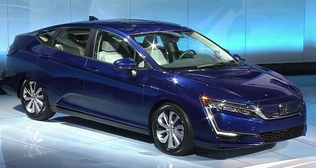 2019 Honda Civic Hybrid First Drive