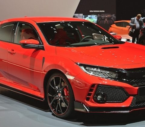 The 2019 Honda Civic Si Sedan Exterior