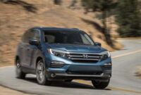 Best 2019 Honda Pilot Features Review