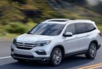 The 2019 Honda Pilot Pricing Review and Specs