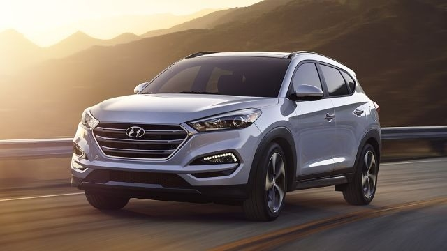 New 2019 Hyundai Tucson Fuel Cell Redesign