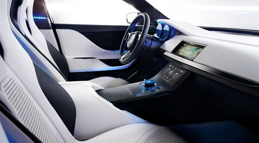 New 2019 Jaguar Cx 17 New Interior