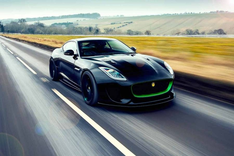 The 2019 Jaguar F Type Coupe Redesign and Price