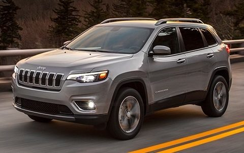 The 2019 Jeep Compass Sport Picture
