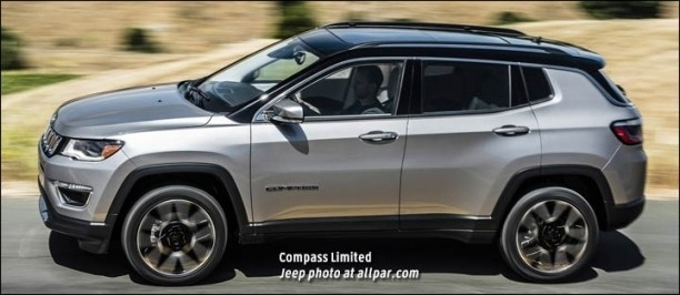 New 2019 Jeep Compass Sport Price and Release date