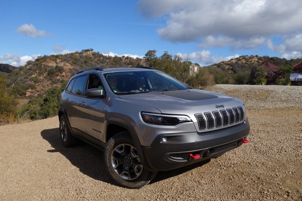 2019 Jeep Grand Cherokee Mpg Picture