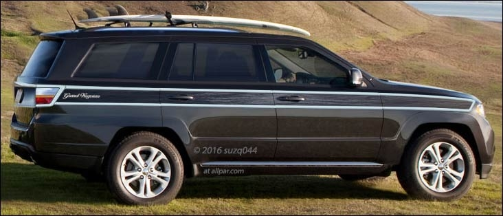 2019 Jeep Grand Wagoneer Release Date