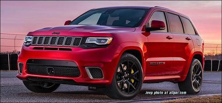 New 2019 Jeep Hellcat Redesign