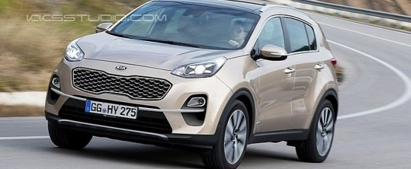 Best 2019 Kia Sportage Review Picture