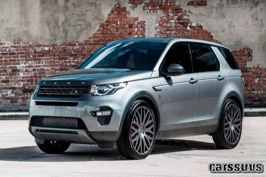 The 2019 Land Rover Discovery Price