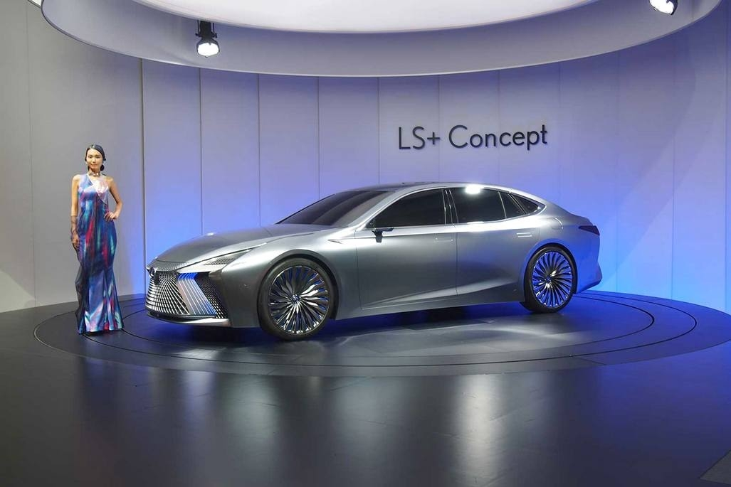 The 2019 Lexus Ls Concept Release date and Specs