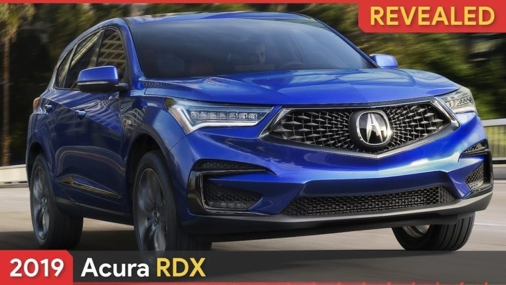 The 2019 Lexus Nx Vs Acura Rdx Picture