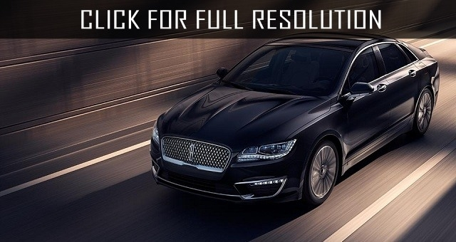 New 2019 Lincoln MKZ Hybrid First Drive